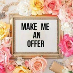 Make me a reasonable offer!!